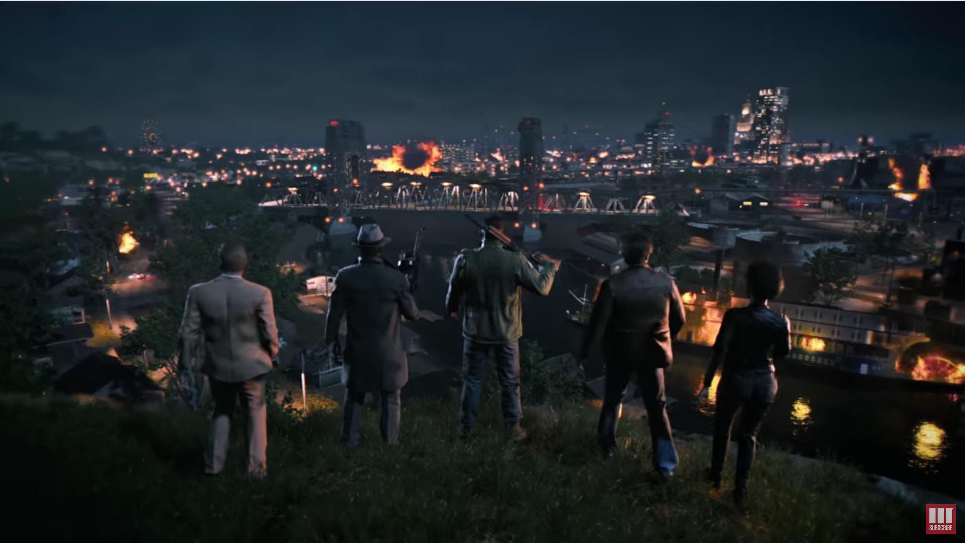 Mafia III Launch Trailer